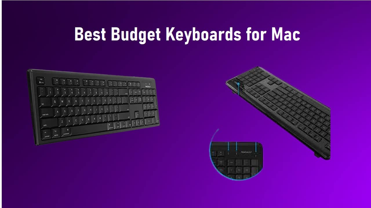 Best Budget Keyboards for Mac