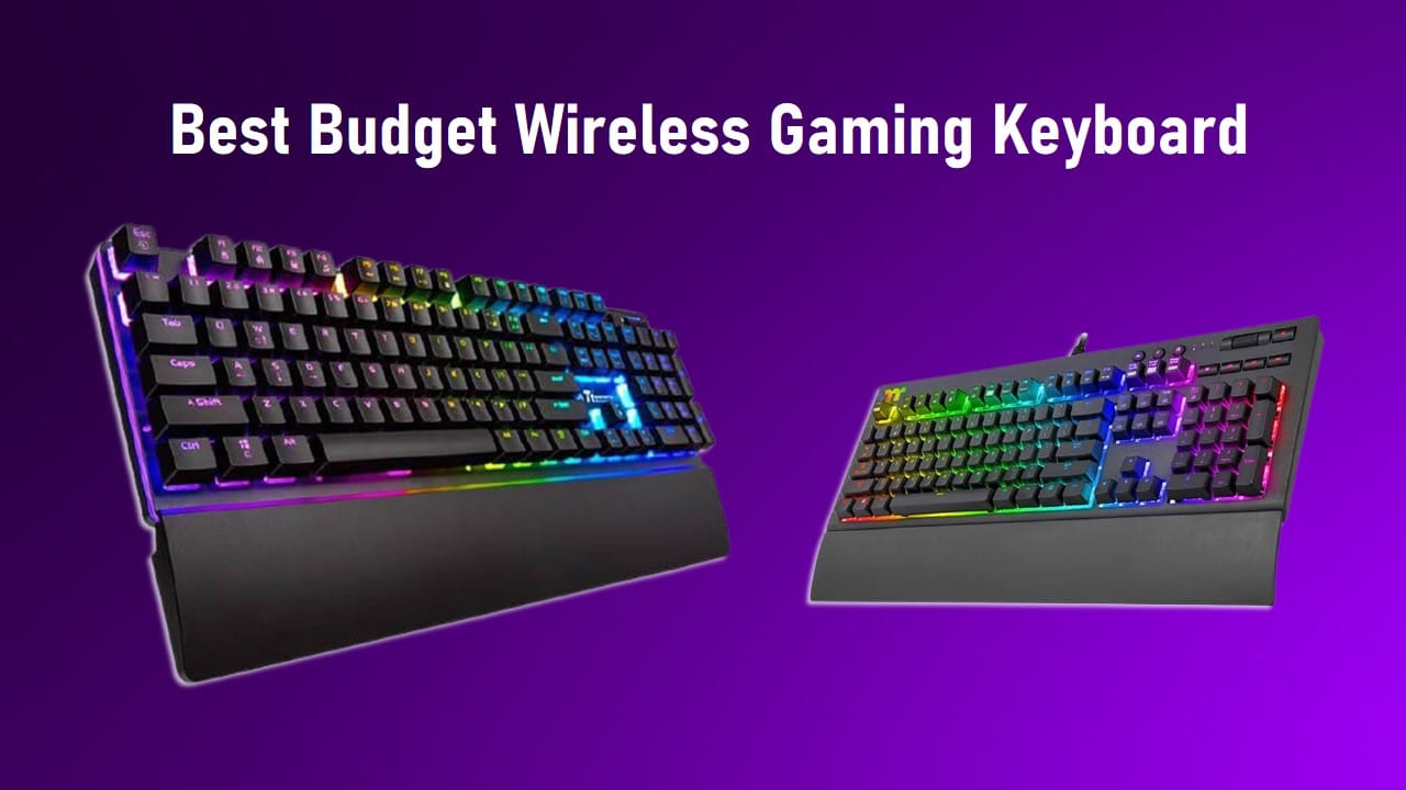 Best Budget Wireless Gaming Keyboard