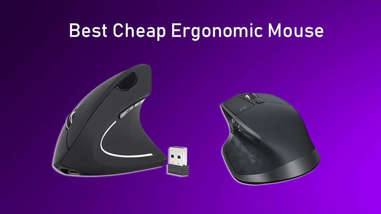 Best Cheap Ergonomic Mouse