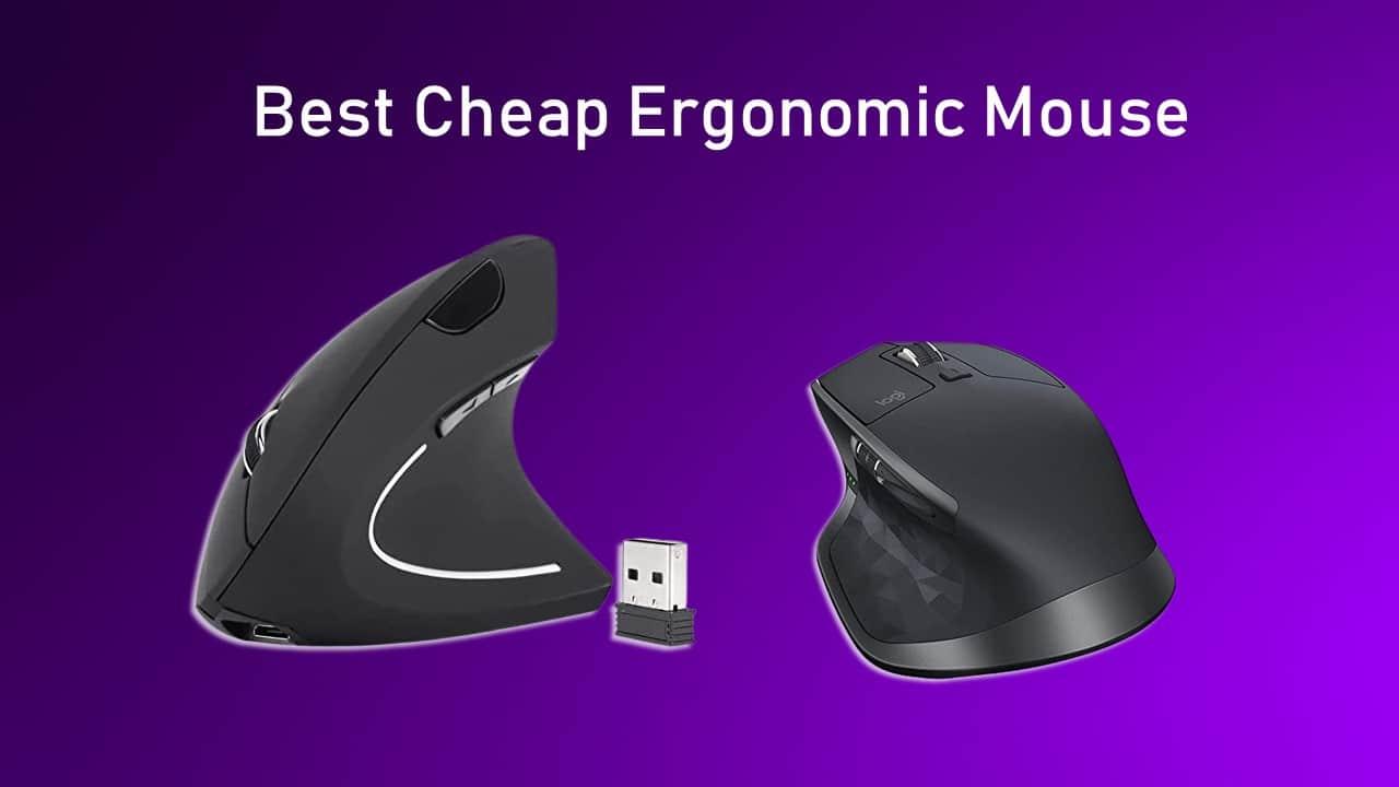 Best Cheap Ergonomic Mouse