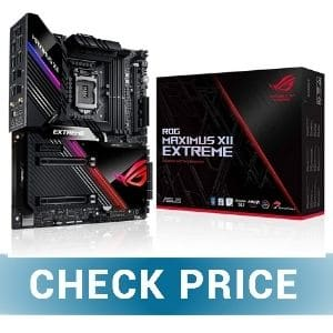 ASUS ROG Maximus XII Extreme - Best Gaming Motherboards