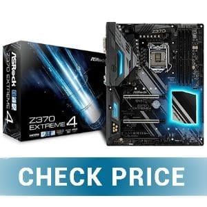 ASROCK Z370 Extreme4 - Best Motherboard For i7 9700k For Gaming