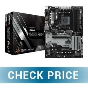 ASRock B450 PRO4 - Best Value Motherboard For Ryzen 5 2600