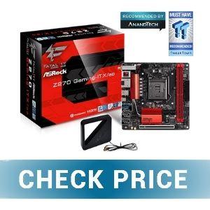 ASRock FATAL1TY Z270 - Best Mid Range Motherboard for i7-7700K