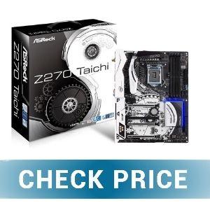 ASRock Z270 TAICHI LGA1151 - Motherboards for the i7-7700K