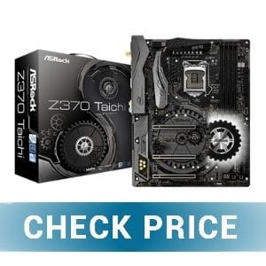 ASRock Z370 Taichi - Best Motherboards For I7-8700k