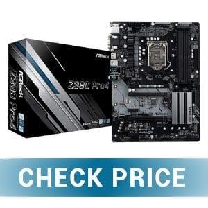 ASRock Z390 PRO4 - Best Budget Motherboard for i5 9400F