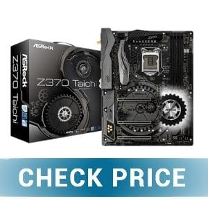 Asrock-Z370-Taichi - Best Gaming Motherboard for i7-8700K