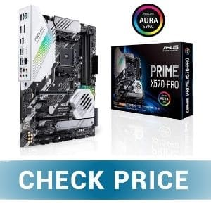 ASUS X570 P -  Best X570 Motherboards