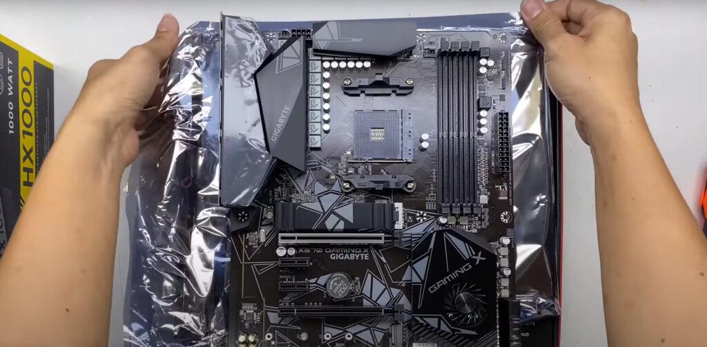Asus TUF Gaming X570-Plus