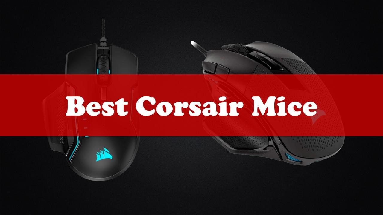 Best Corsair Mice