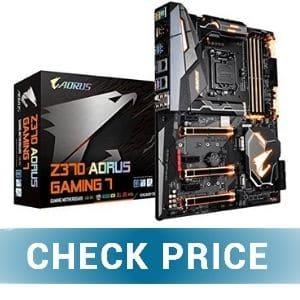 GIGABYTE Z370 AORUS - Best Value Motherboard For i7 9700k
