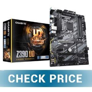 GIGABYTE Z390 UD - Best Overall Motherboard for i5 8600K