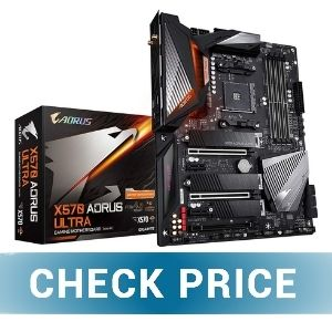 Gigabyte x570 Aorus Ultra - Best All-Rounder x570 Motherboard