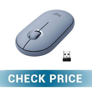 Logitech Pebble M350 - Best Budget Mouse For MacBook Pro
