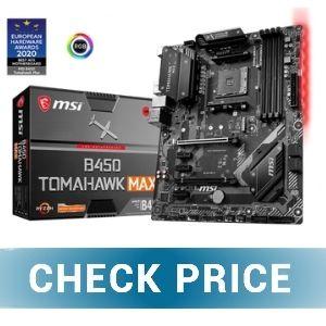 MSI Arsenal Tomahawk Max - Best Overclocking Motherboard for Ryzen 3 3200G