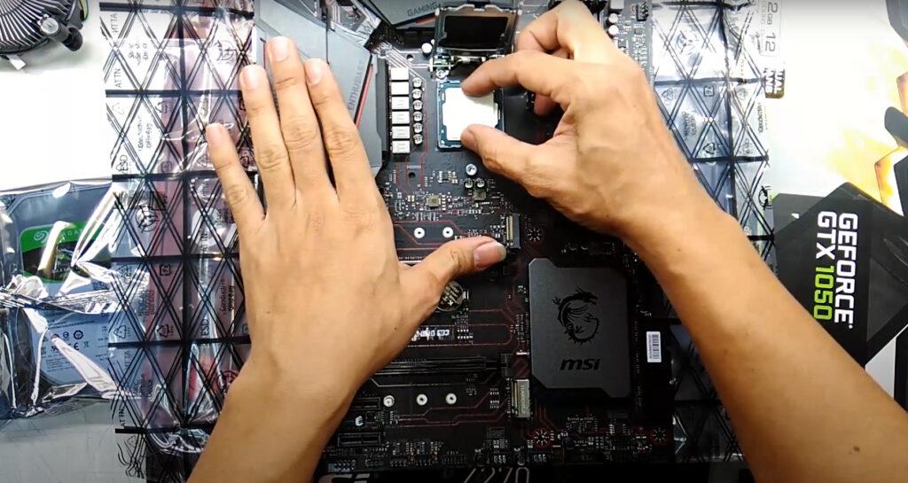 MSI H270 Gaming M3