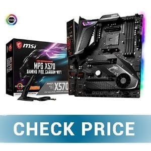 MSI MPG x570 Gaming Pro Carbon - Best Flagship x570 Motherboard