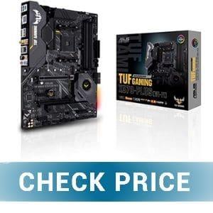 TUF Gaming X570-Plus -  Best Motherboard For Ryzen 9-5900X