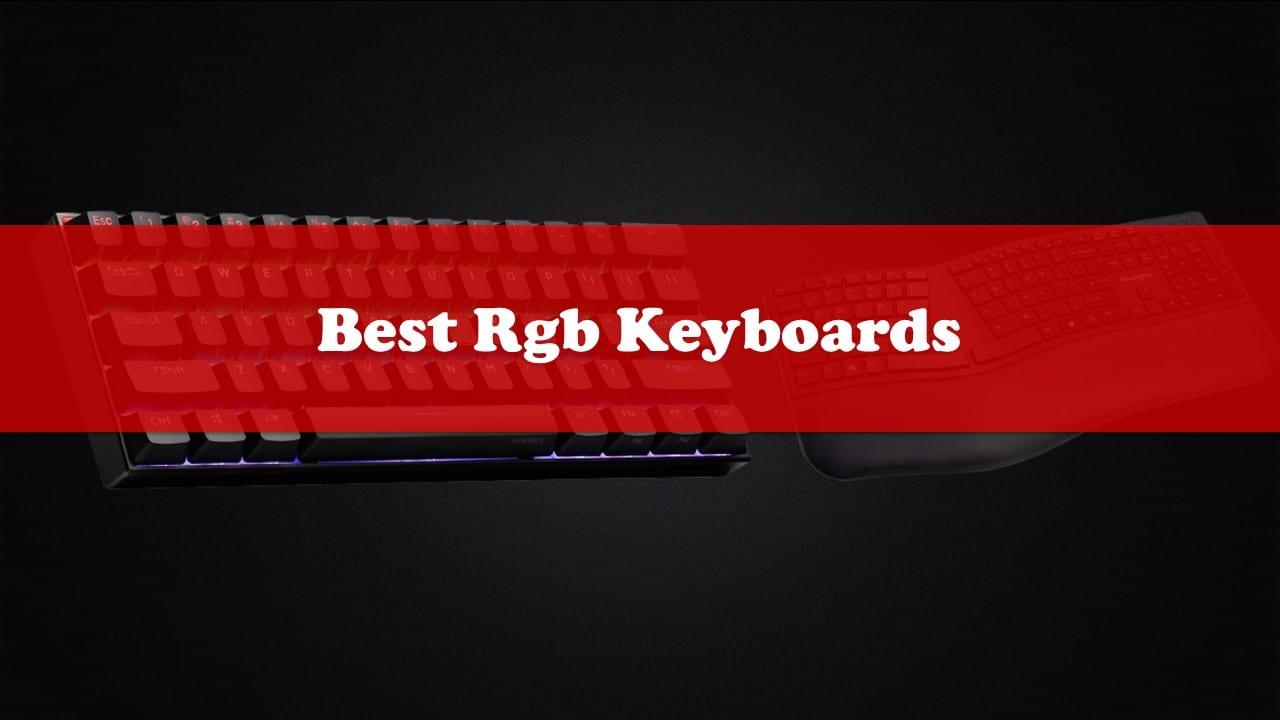 Best Rgb Keyboards