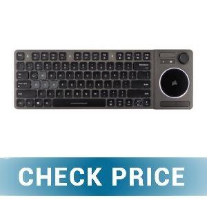 Corsair K83 - Best Wireless Keyboard For TV