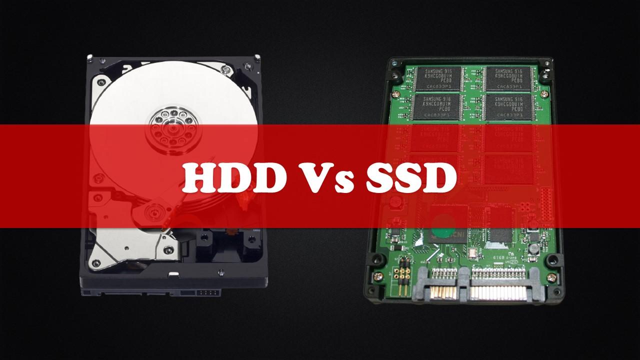 HDD vs SSD?
