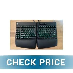 Kinesis Freestyle Edge RGB - Best  Ergonomic keyboard