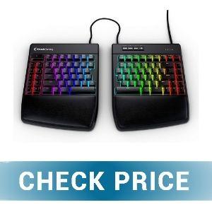 Kinesis Freestyle Edge RGB - Best Budget Keyboard For Writers