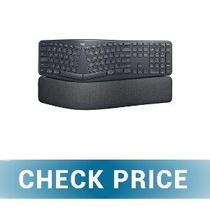 Logitech ERGO K860 - Best Ergonomic Keyboard For Writers