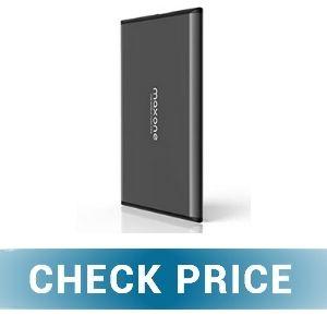 Maxone 2.5 ″ USB3.0 - Best High Capacity External Hard Drive