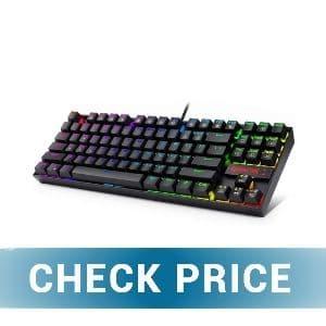 Redragon K552 RGB - Best Cheap Keyboards