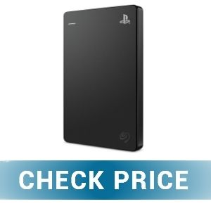 Seagate Game Drive PS4 - Best Rugged External Hard Drive