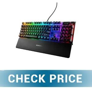 SteelSeries Apex Pro - Best Rgb Keyboards
