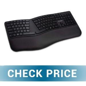 Kensington Pro Fit Ergo - Best Budget Wireless Keyboard
