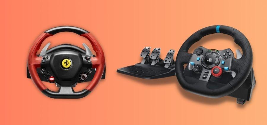 Best PS4 Steering Wheels